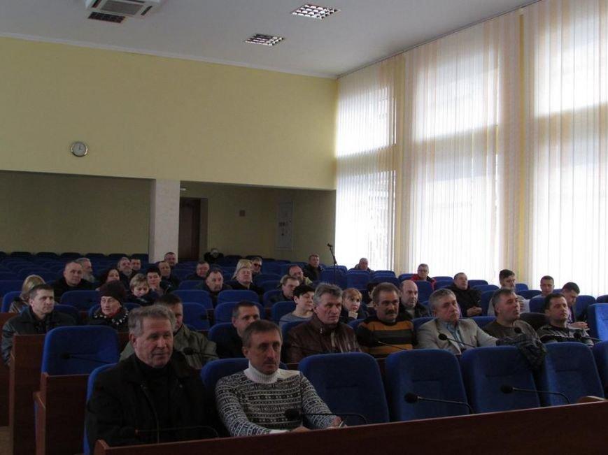 У Новограді-Волинському відбулася нарада з питань підприємницької діяльності, фото-2