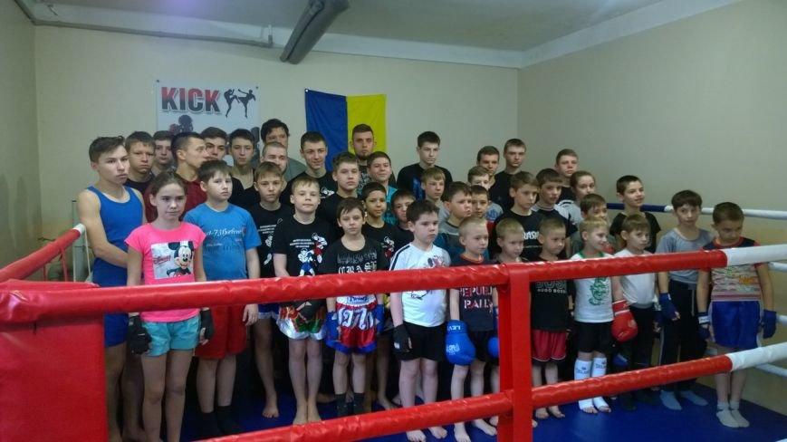 В Краматорске состоялся чемпионат города по кикбоксингу WPKA, фото-1