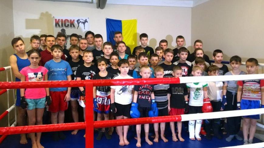 В Краматорске состоялся чемпионат города по кикбоксингу WPKA, фото-2