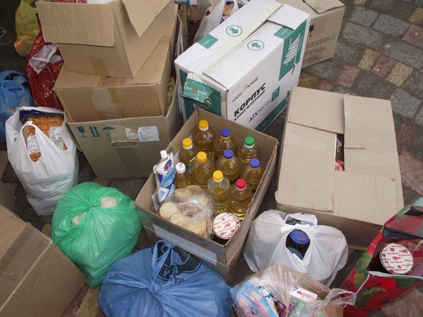 З Новограда-Волинського відправили в Авдіївку гуманітарну допомогу, фото-1