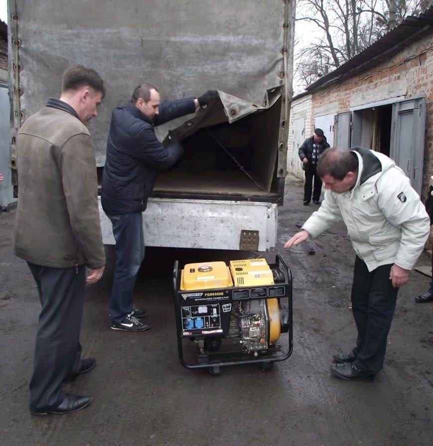З Новограда-Волинського відправили в Авдіївку гуманітарну допомогу, фото-2