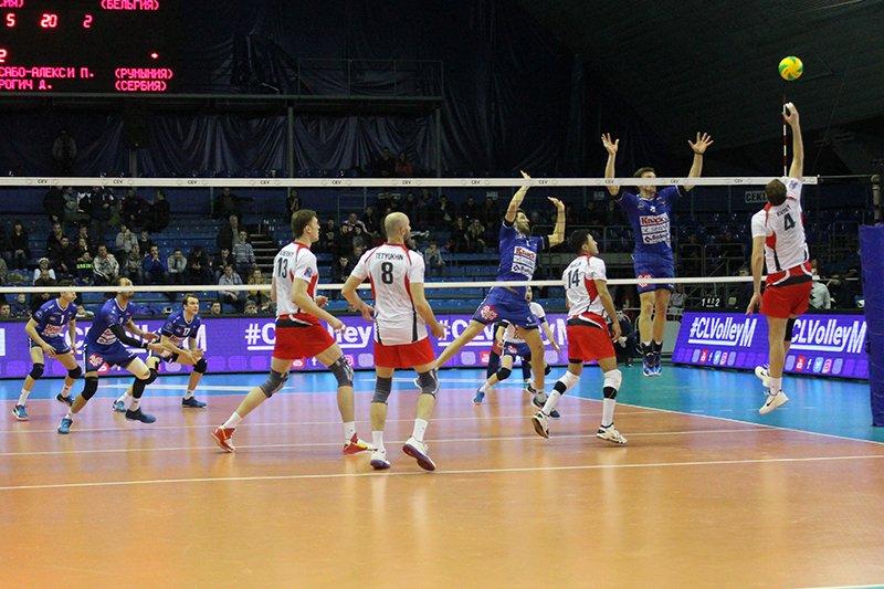 «Белогорье» ждёт соперника по раунду плей-офф Лиги чемпионов, фото-2