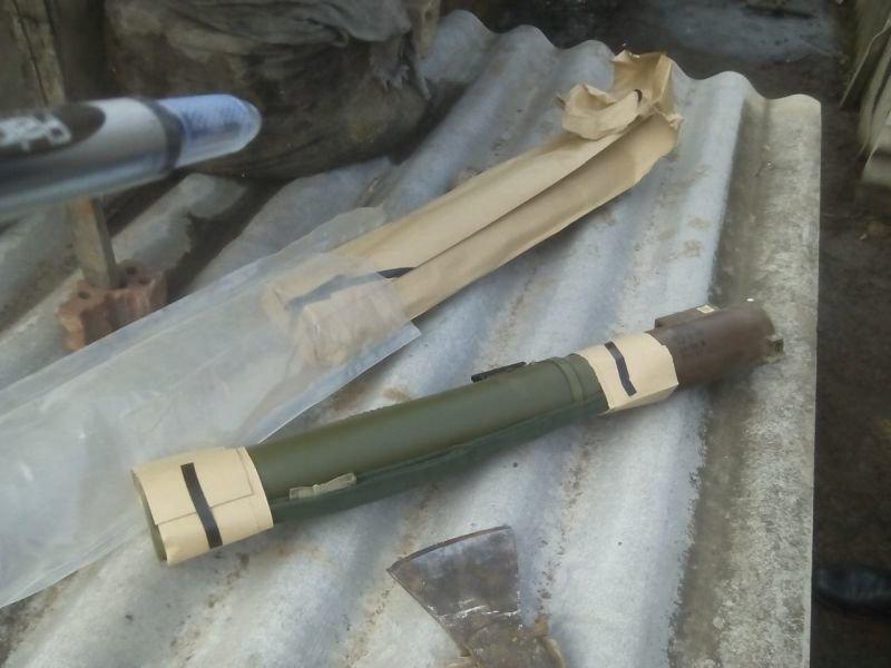 В Краматорске продолжают находить оружие и взрывоопасные устройства, фото-1