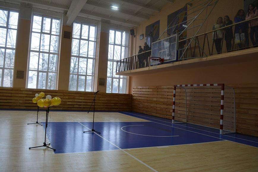 Как в Новополоцке открывали новый университетский спортзал. ФОТОРЕПОРТАЖ, фото-1
