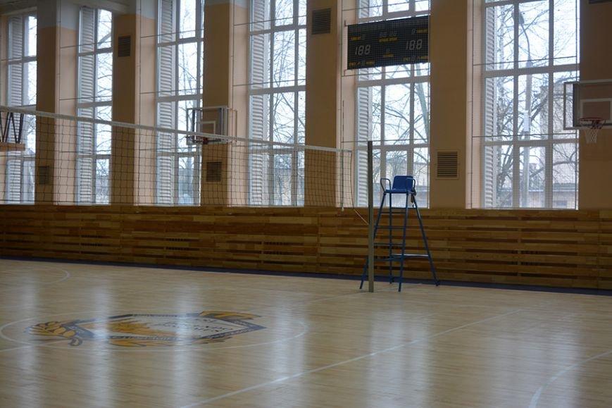 Как в Новополоцке открывали новый университетский спортзал. ФОТОРЕПОРТАЖ, фото-2
