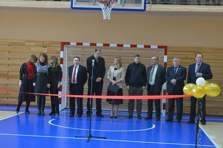 Как в Новополоцке открывали новый университетский спортзал. ФОТОРЕПОРТАЖ, фото-7