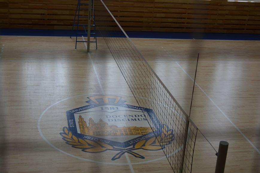 Как в Новополоцке открывали новый университетский спортзал. ФОТОРЕПОРТАЖ, фото-5