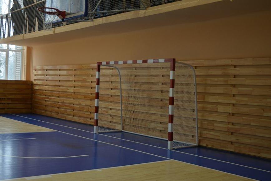 Как в Новополоцке открывали новый университетский спортзал. ФОТОРЕПОРТАЖ, фото-6
