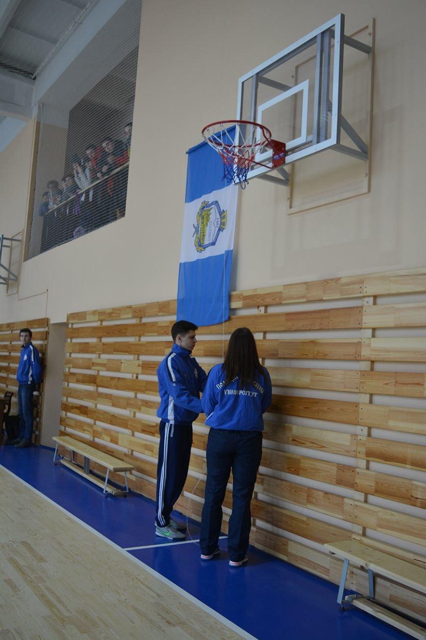 Как в Новополоцке открывали новый университетский спортзал. ФОТОРЕПОРТАЖ, фото-12