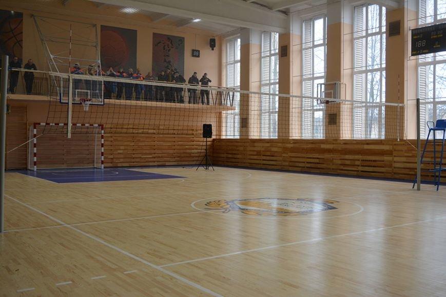Как в Новополоцке открывали новый университетский спортзал. ФОТОРЕПОРТАЖ, фото-4
