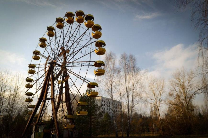 Краматорчан приглашают на прогулку в Чернобыль, фото-2
