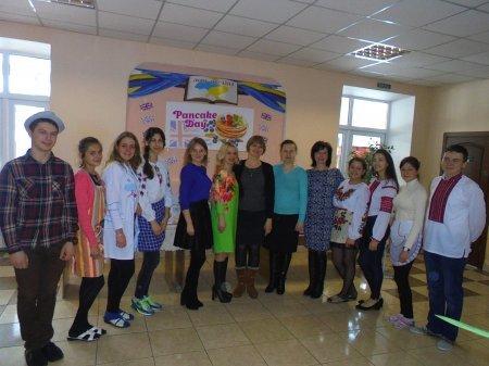 Pancake day у Новоград-Волинському медколеджі, фото-1