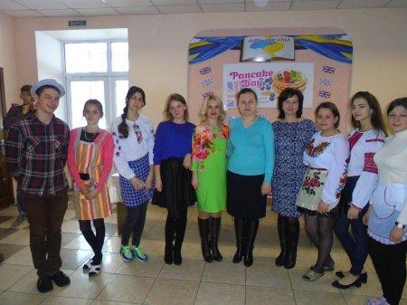 Pancake day у Новоград-Волинському медколеджі, фото-2