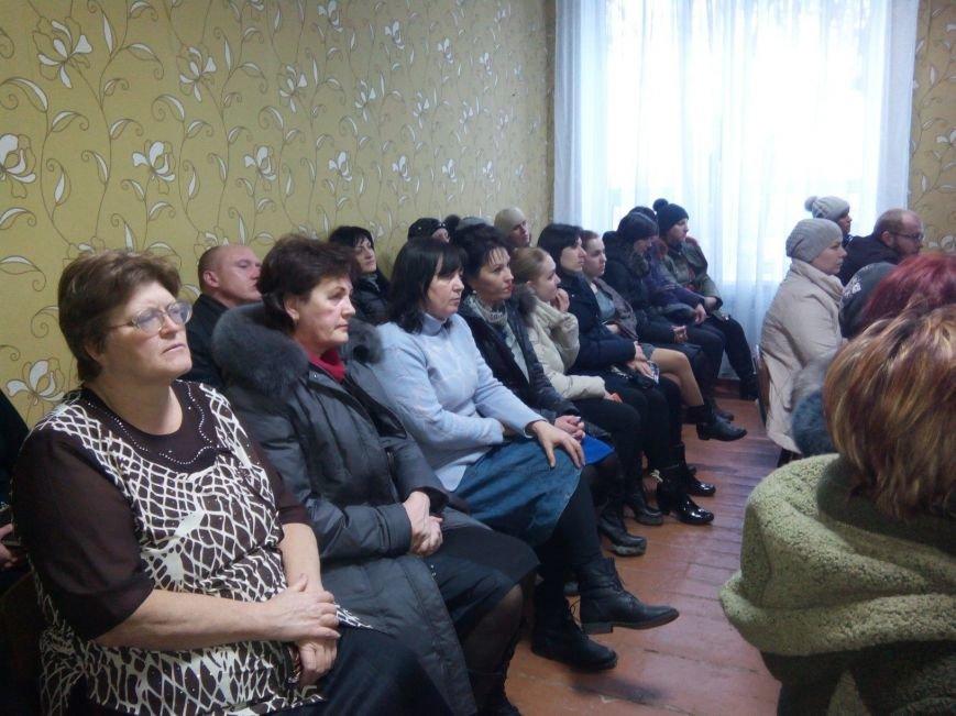 В покровской ОШ №15 состоялось общешкольное родительское собрание - говорили о предупреждении суицида, фото-2