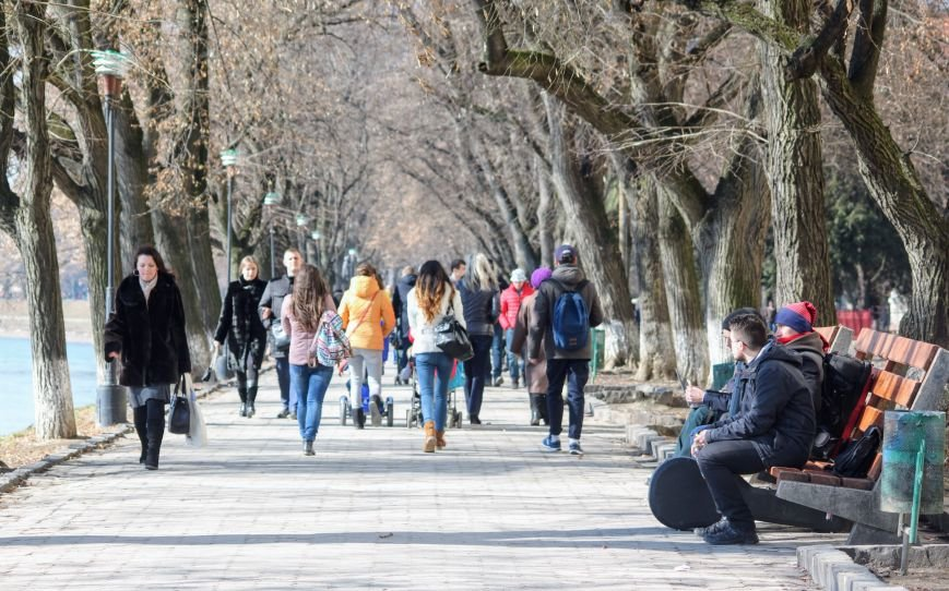 Метеоролог Андрій Золотарьов: «В Ужгороді почалася весна – холодно вже не буде», фото-3