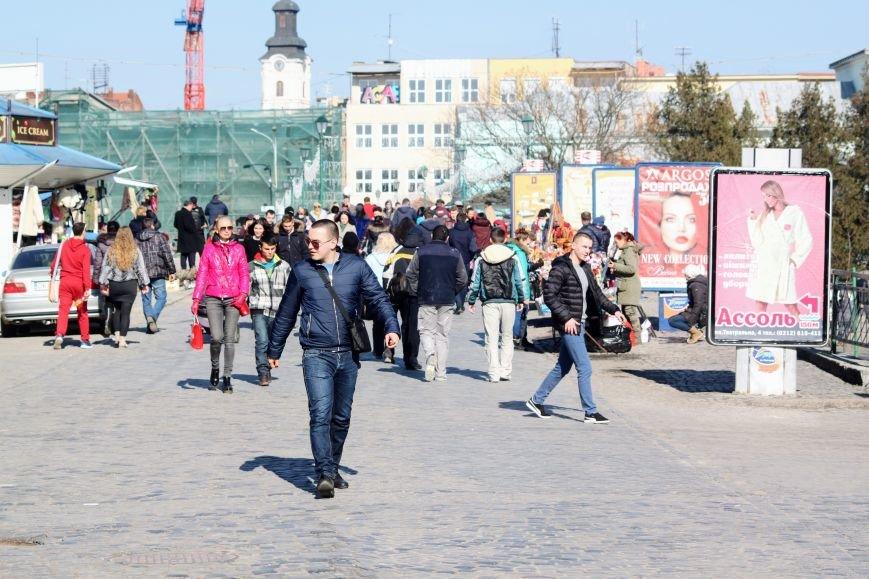 Метеоролог Андрій Золотарьов: «В Ужгороді почалася весна – холодно вже не буде», фото-7
