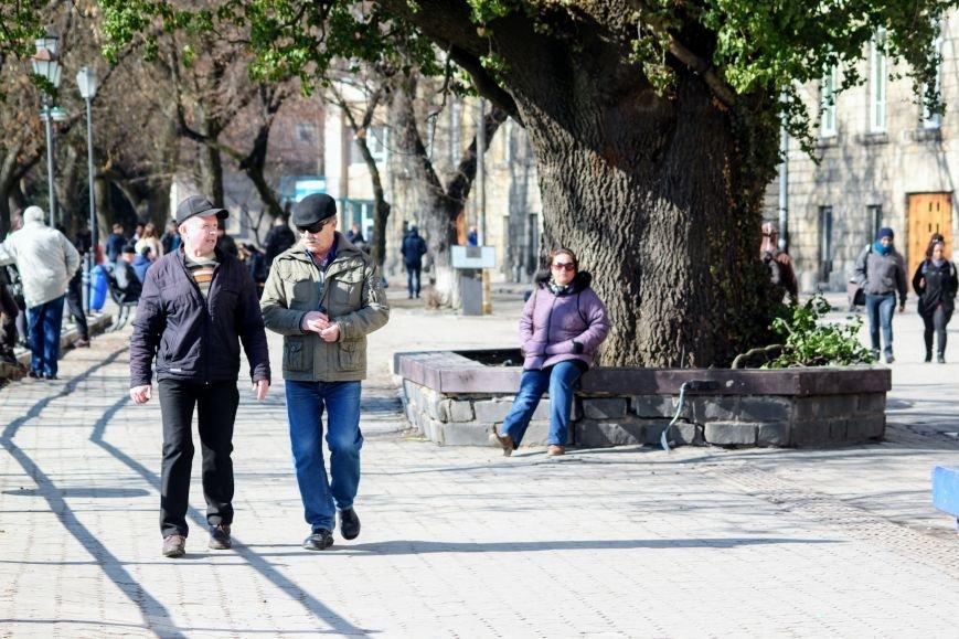 Метеоролог Андрій Золотарьов: «В Ужгороді почалася весна – холодно вже не буде», фото-5