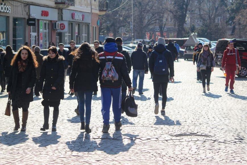 Метеоролог Андрій Золотарьов: «В Ужгороді почалася весна – холодно вже не буде», фото-9