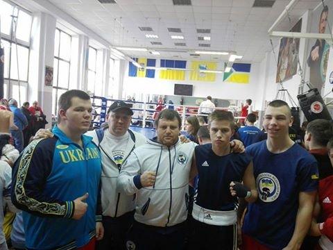 Херсонцы приняли участие в турнірі «Козацька Звитяга» (фото), фото-1