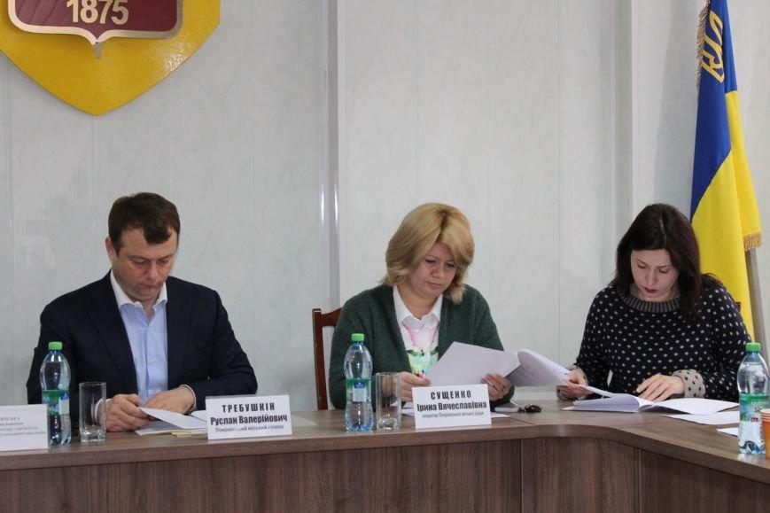 В Покровске состоялся 3-й конкурсный отбор: кредиты предпринимателей отдаст местная власть, фото-1