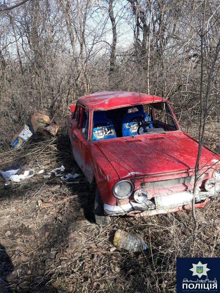 П'яні молодики викрали автомобіль та потрапили в ДТП, фото-1