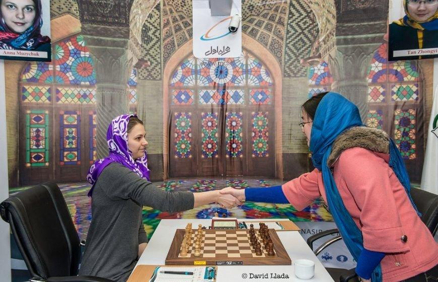 r_20170227_teheran_wwc_final_g1_7923 Anna Muzychuk Tan Zhongyi UKRAINE CHINA