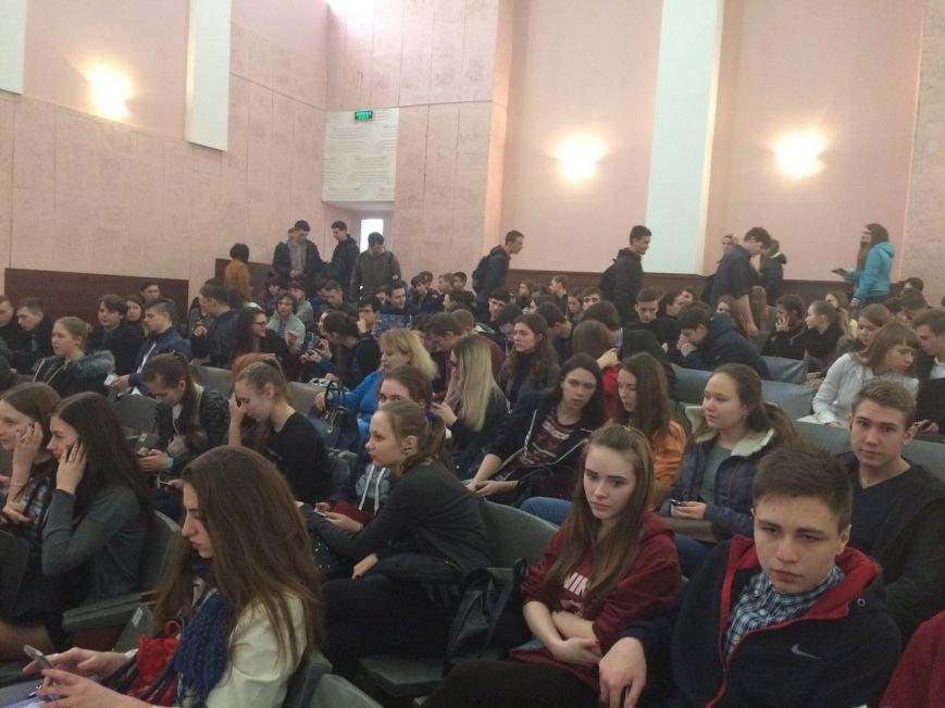 Старшеклассников Каменского приглашают на учебу в университет внутренних дел, фото-7
