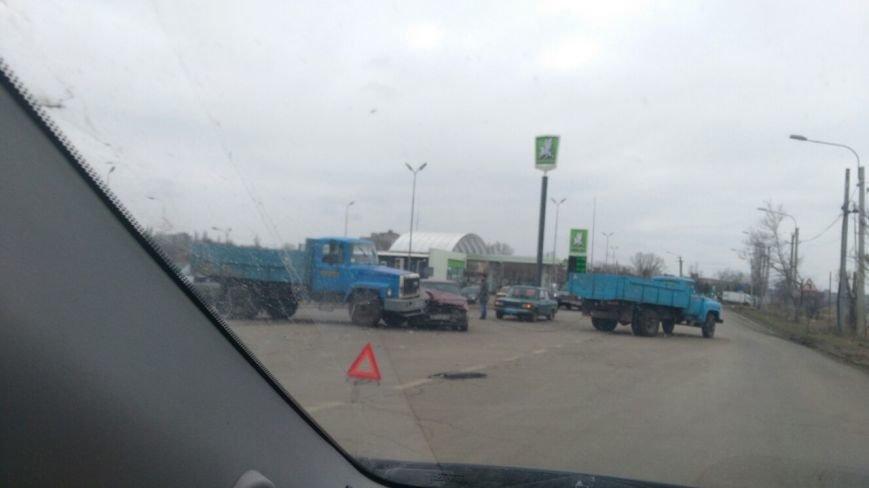 В Черноморске участились случаи ДТП (фото), фото-1
