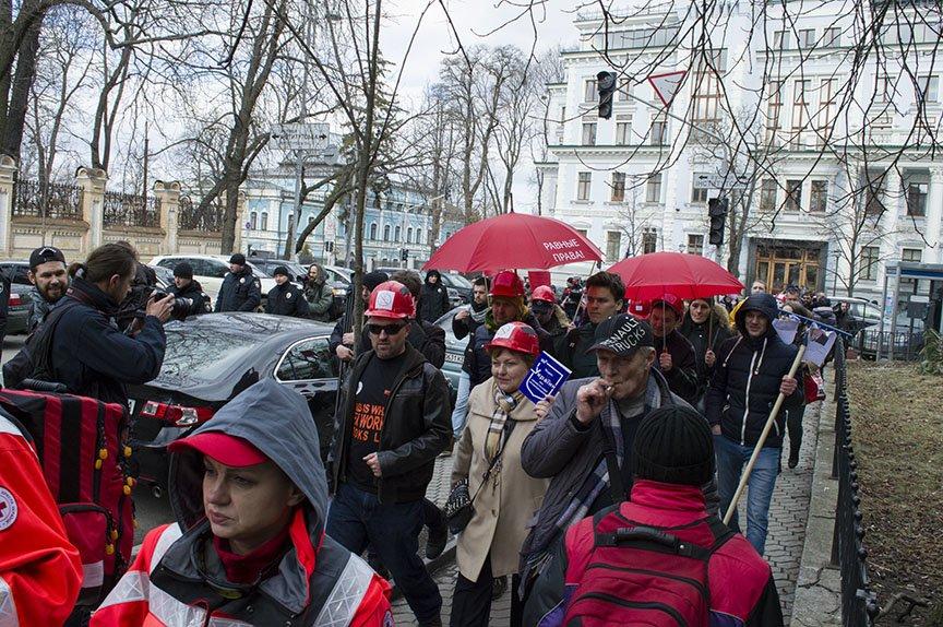 Марш красных зонтиков: как в Киеве митинговали секс-работники (ФОТОРЕПОРТАЖ), фото-19