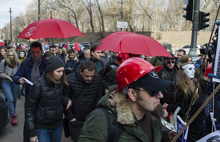 Марш красных зонтиков: как в Киеве митинговали секс-работники (ФОТОРЕПОРТАЖ), фото-18