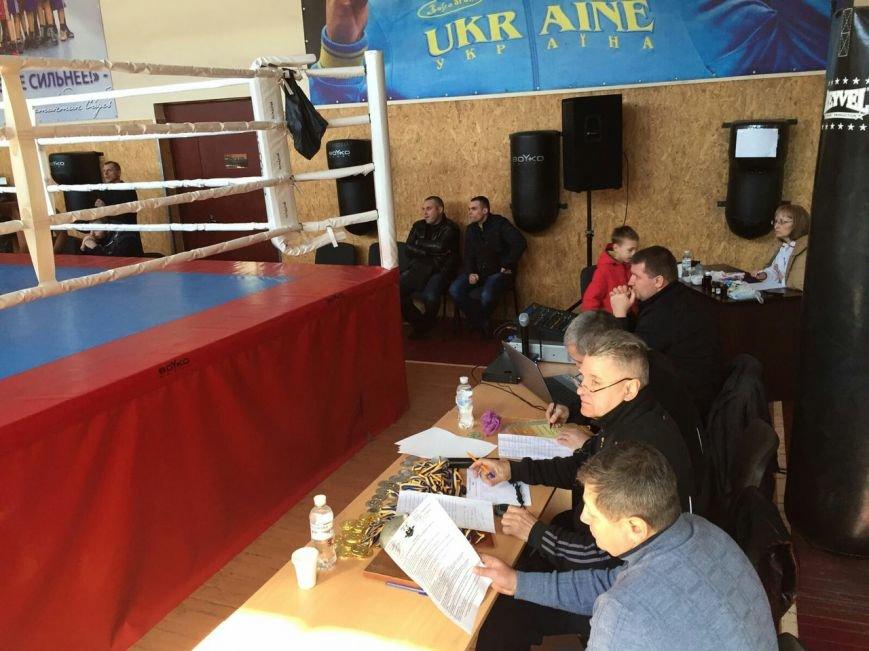 В Каменском боксеры сражались в честь воинов АТО, фото-3