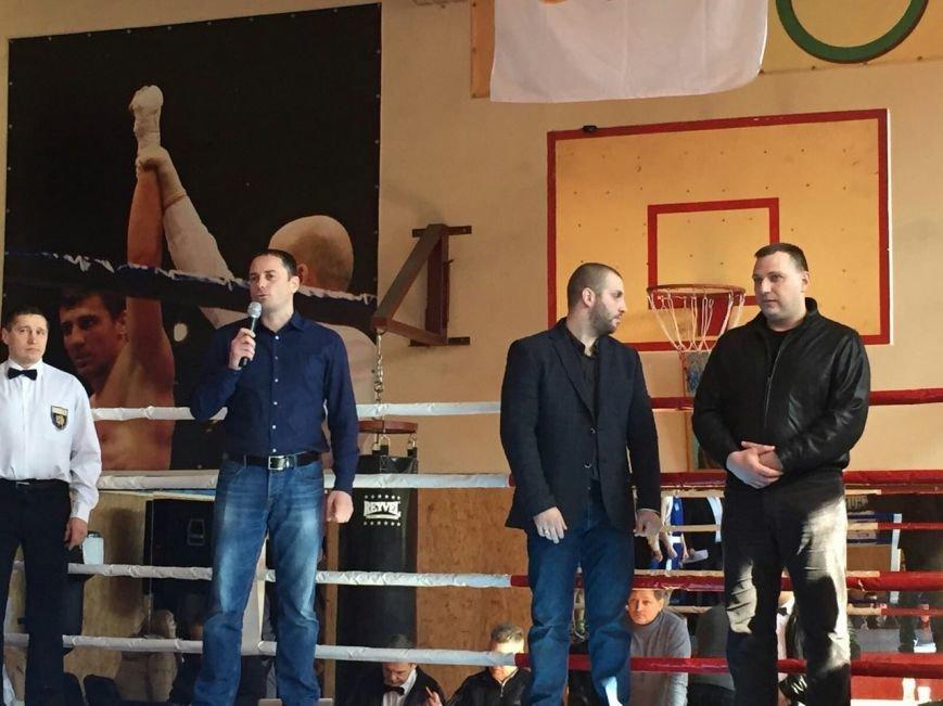 В Каменском боксеры сражались в честь воинов АТО, фото-2