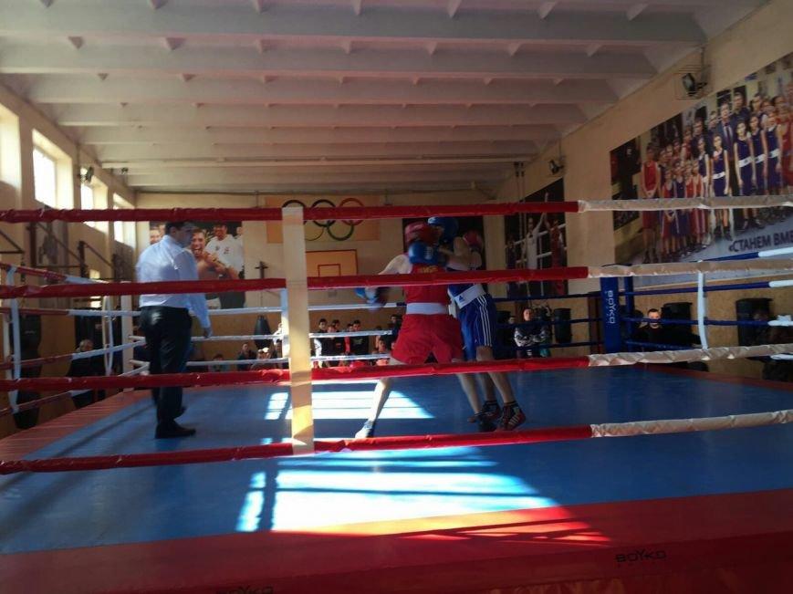 В Каменском боксеры сражались в честь воинов АТО, фото-1