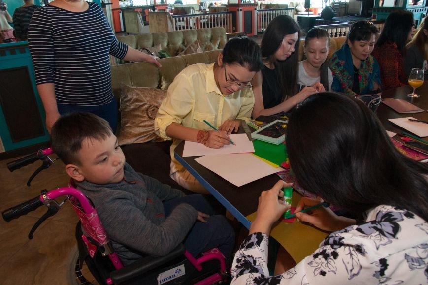 В Актау прошла акция для детей с ограниченным возможностями, фото-4
