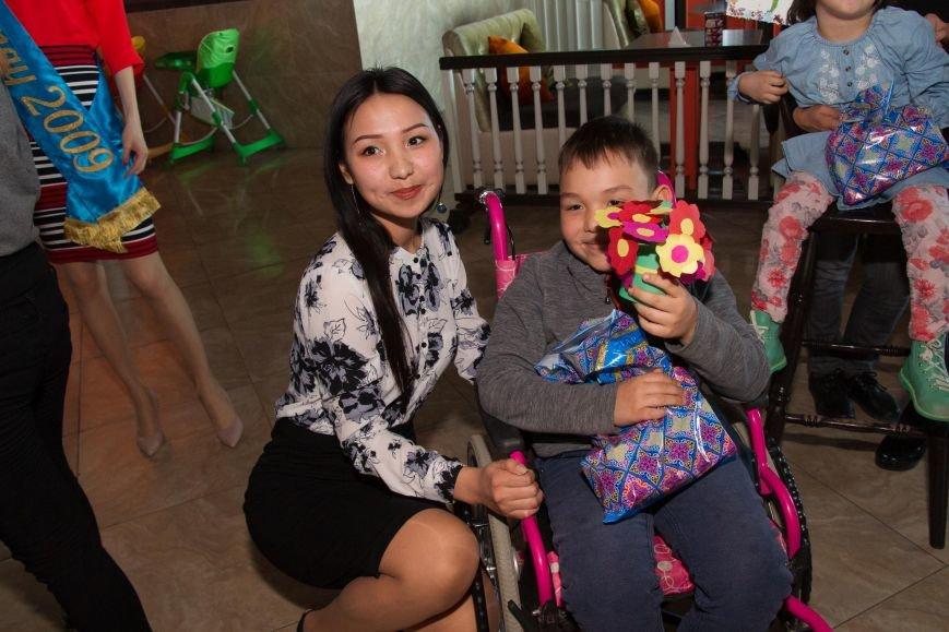 В Актау прошла акция для детей с ограниченным возможностями, фото-7