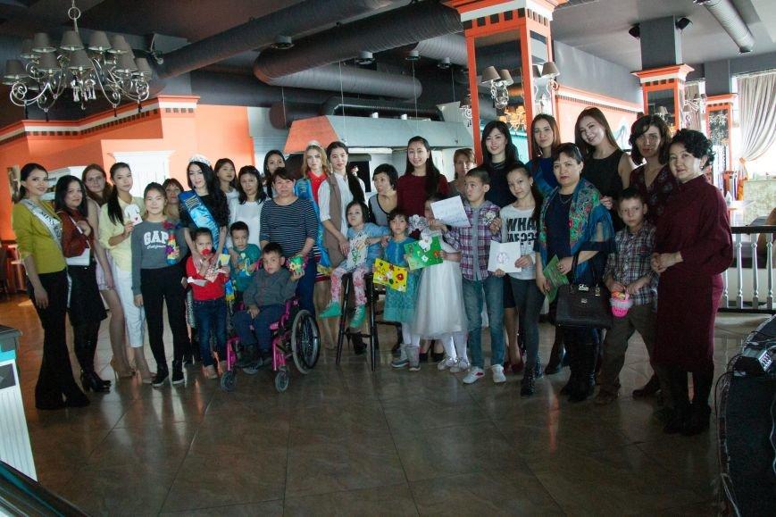 В Актау прошла акция для детей с ограниченным возможностями, фото-8