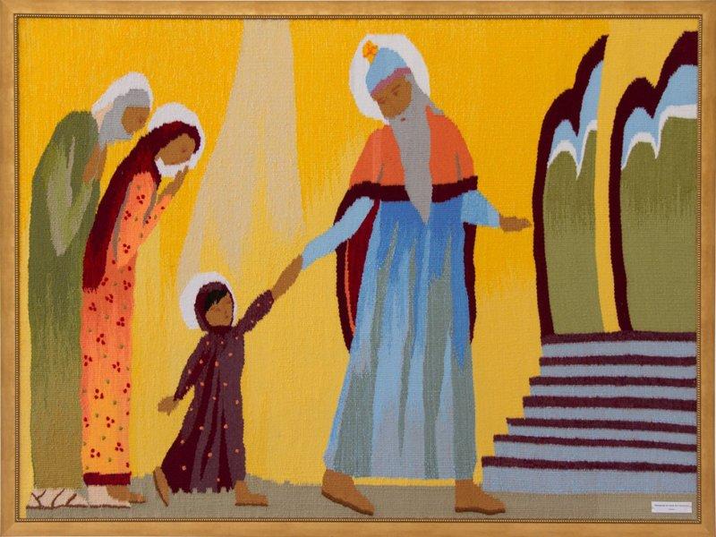 В Херсонском онкодиспансере откроется выставка работ на православную тематику (фото), фото-1