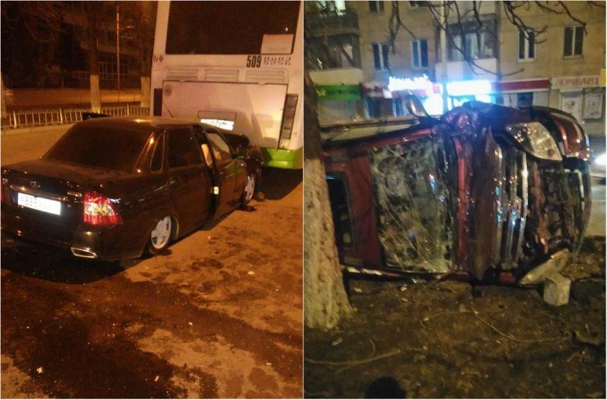 Три человека пострадали в тройном ДТП на Ленина в Ростове-на-Дону, фото-5