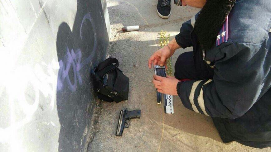 В Днепре пьяный мужчина пытался ограбить продуктовый (ФОТО), фото-2
