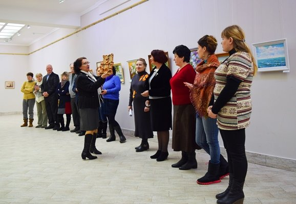 В Черноморске открылся Аккерманский вернисаж (фото), фото-6