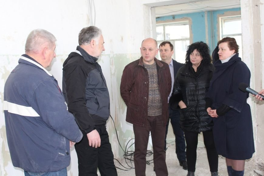 Павел Жебривский: открытие опорной школы в Покровске должно состояться к празднику Последнего звонка, фото-1