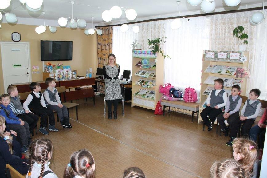Встреча полевских младшеклассников с поэтом, фото-3