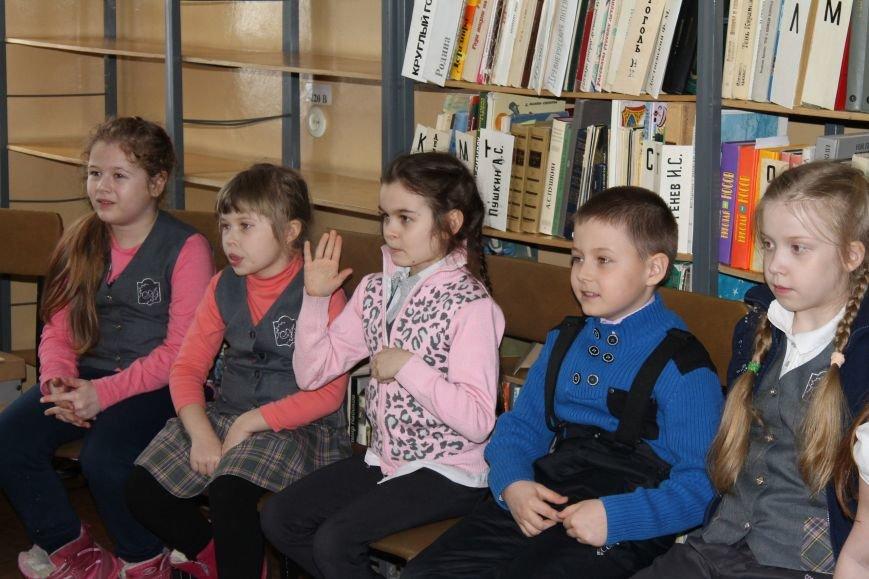 Встреча полевских младшеклассников с поэтом, фото-5