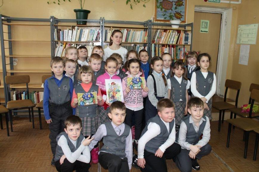 Встреча полевских младшеклассников с поэтом, фото-7