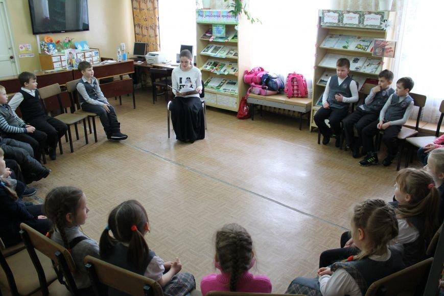 Встреча полевских младшеклассников с поэтом, фото-6
