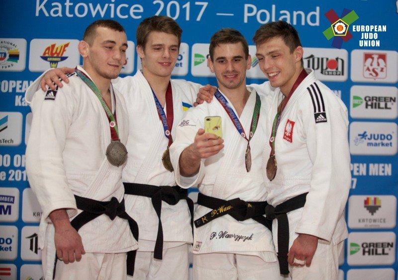 Днепровский дзюдоист выиграл серебо на Открытом Кубке Европы (ФОТО), фото-2