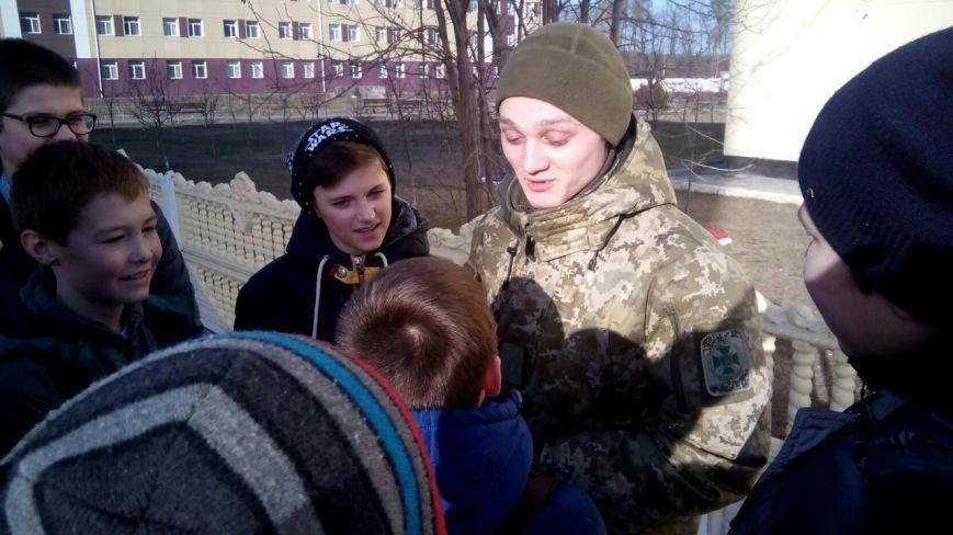 Як черкаські школярі до прикордонників їздили (ФОТО), фото-8