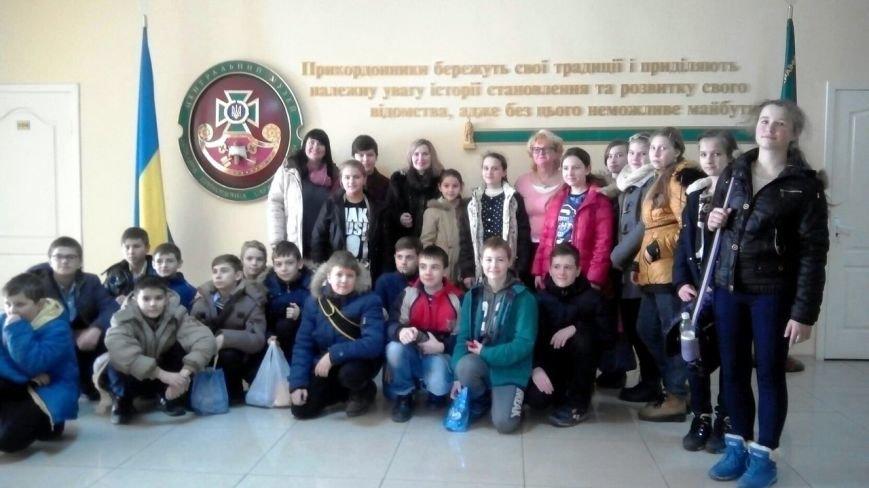 Як черкаські школярі до прикордонників їздили (ФОТО), фото-7