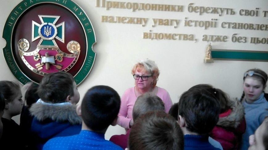 Як черкаські школярі до прикордонників їздили (ФОТО), фото-2