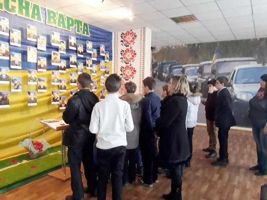 Як черкаські школярі до прикордонників їздили (ФОТО), фото-4